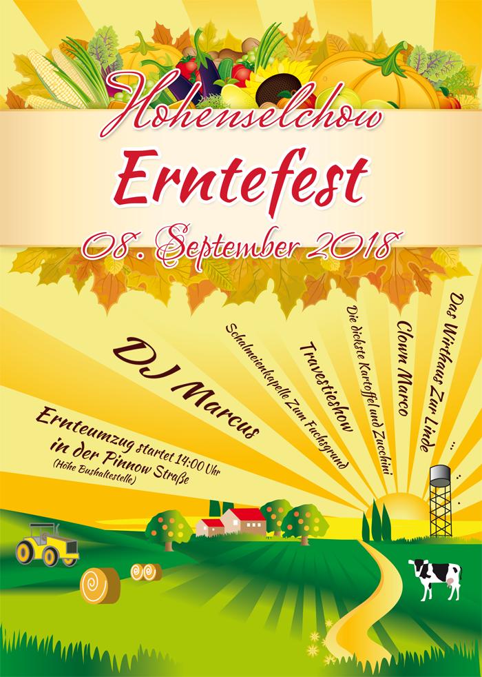 Erntefest Hohenselchow